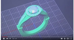 Making a Ring with CAD and 3D Printing