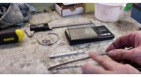 How to Turn Silver Scrap into Jewelry Using a Rolling Mill