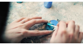 How To – Jewellery Making with Cold Enamel