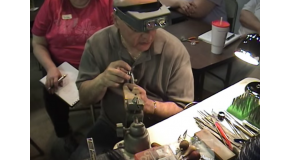 Setting Instructions: 4 Prong Ring with Gerry Lewy Part 4