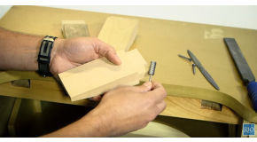 How to Install a Bench Pin by Rio Grande.